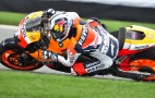 MotoGP Riders Start Post-Season Testing In Valencia