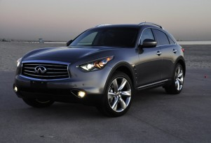 What To Do With The 2012 Infiniti FX50S AWD?