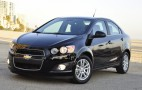 2012 Chevrolet Sonic LT 1.8-Liter Sedan: Drive To Vegas &amp; Back