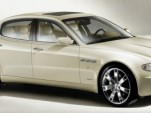 Another limited edition Maserati Quattroporte - the Collezione Cento