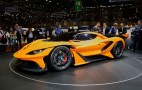 Apollo arrives in Geneva with 986-hp Arrow supercar: Live photos