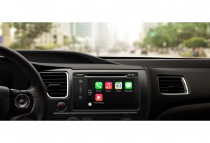 Apple CarPlay.
