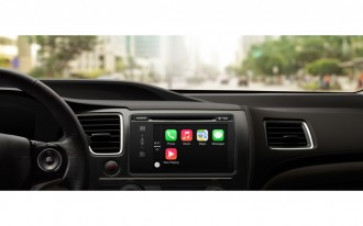 Apple's iOS In The Car Is Now CarPlay, Will Debut On Ferrari, Mercedes, Volvo Cars This Week