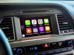 Apple CarPlay, in 2016 Hyundai Sonata