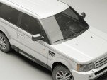 ARK ReDesign two door Range Rover Sport conversion