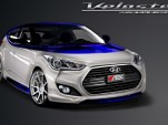 ARK Veloster &quot;Alpine&quot; Concept for SEMA 2012