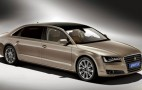 Stretched Audi A8 L By Russia's ArmorTech