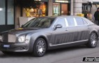 Stretched Bentley Mulsanne Built By Russia's ArmorTech