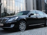 ArmorTechs stretched Hyundai Equus