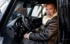 Schwarzenegger's hydrogen Hummer gives way to electric G-Wagen