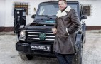Arnold Schwarzenegger helps Austrian firm Kreisel launch electric G-Class