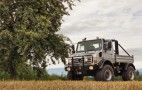 Arnie's Custom Unimog Goes Up For Sale