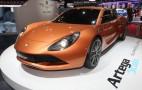 Artega Scalo Superelletra is an electric supercar designed by Touring Superleggera