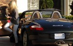 A Sit-Down With Ashley Tisdale And Her Porsche Boxster S