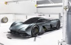 Aston Martin and Red Bull's AM-RB 001 hypercar revealed
