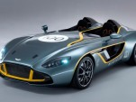 Aston Martin CC100 Speedster Concept