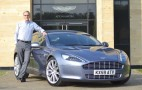 Aston Martin Auctioning Rapide To Aid Japan