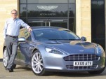 Aston Martin CEO Dr. Ulrich Bez