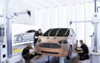Aston Martin 'Cygnet' Concept Works Over The Toyota iQ