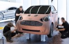 Aston Martin Working On Toyota iQ-Based Minicar