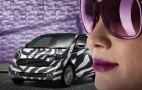 Aston Martin Goes Green With Zebra-Skin Baby Swan From Toyota