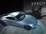 Aston Martin DB10 from new James Bond movie 'Spectre'