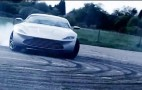 'Spectre' Stunt Driver Takes The Aston Martin DB10 For A Spin: Video