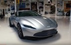 Jay Leno Drives The Aston Martin DB10 From 'Spectre': Video