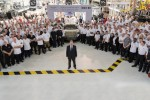 A new era at Aston Martin as first DB11s roll off the line