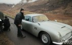 Aston Martin DB5's Role On Bond Movie 'Skyfall' Explained: Video
