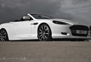Aston Martin DB9 Volante by Project Kahn