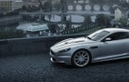 Aston Martin DBS goes cliff diving en route to Bond set