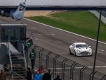 Hydrogen Aston Martin Rapide Completes First Racing Lap, Many More To Follow