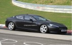 Spy Shots: Aston Martin Rapide Race Car Caught Testing