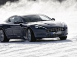 Aston Martin Rapide in Alaska