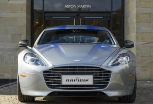 Aston Martin Electric Car To Be Co-Developed With 'The Netflix Of China'