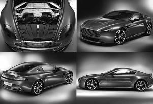 When Little Means Big: The Aston Martin V12 Vantage