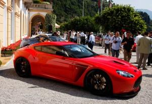 Aston Martin V12 Zagato, 2011 Concorso d'Eleganza Villa d'Este