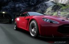 Aston Martin V12 Zagato Shows Off In Forza 4 Game Footage: Video