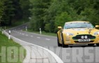 Driving The Aston Martin English Rose: Video
