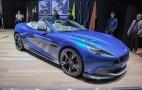 2018 Aston Martin Vanquish S Volante debuts in Geneva