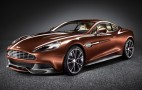 2013 Aston Martin Vanquish Revealed: Video