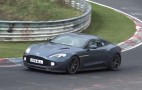 Watch Aston Martin test the Vanquish Zagato at the 'Ring