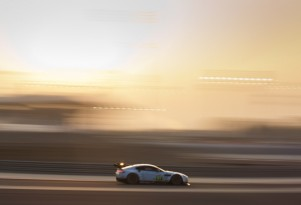 Could Solar Energy Cool Aston Martin Racing Drivers In Future?