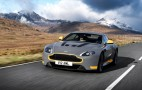 "2017 Aston Martin V12 Vantage S gets 7-speed ""dogleg"" manual"