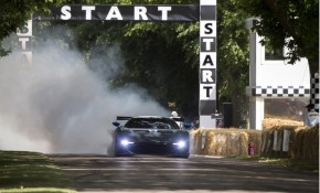 Aston Martin Vulcan, 2015 Goodwood Festival of Speed
