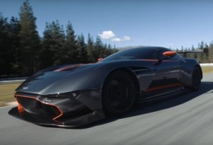 Aston Martin Vulcan in New Zealand
