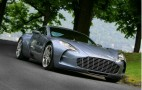 Report: Ten Aston Martin One-77 Supercars Sold To Single Buyer