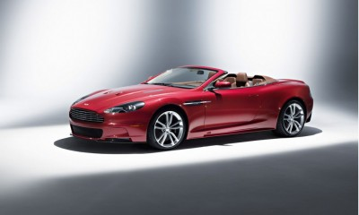 2010 Aston Martin DBS Photos
