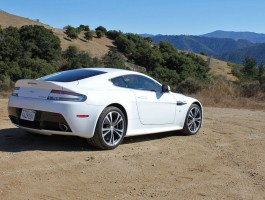 2010 Aston Martin V12 Vantage